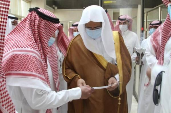 المعجب يزور الدوائر النيابية في 10 محافظات ويفتتح 3 مقرات جديدة بجازان