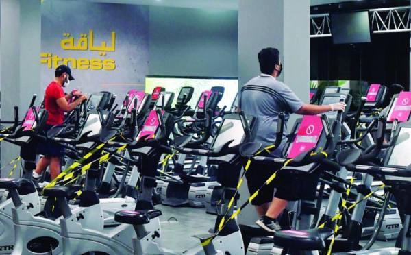 وزارة الرياضة تغلق الأندية الخاصة 10 أيام احترازيا