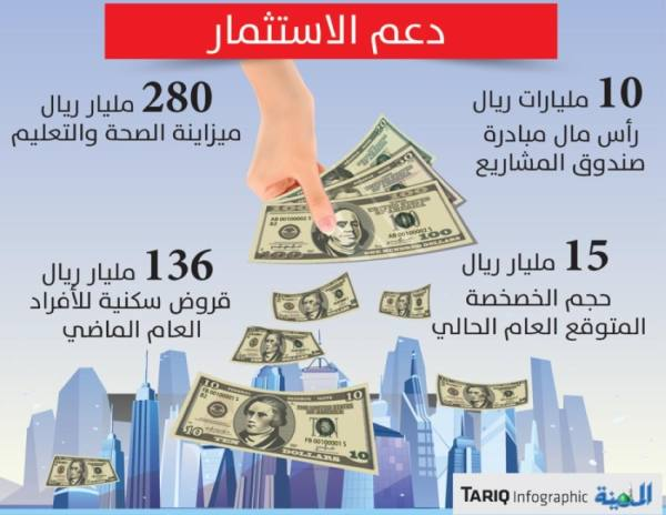 المالية: حوافز لزيادة المحتوى المحلي بالمشاريع والإدراج بسوق الأسهم