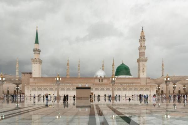 المسجد النبوي : ألف درس علمي خلال جائحة كورونا