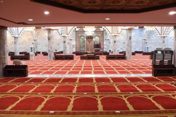 13216 جولة رقابية على مساجد وجوامع المملكة