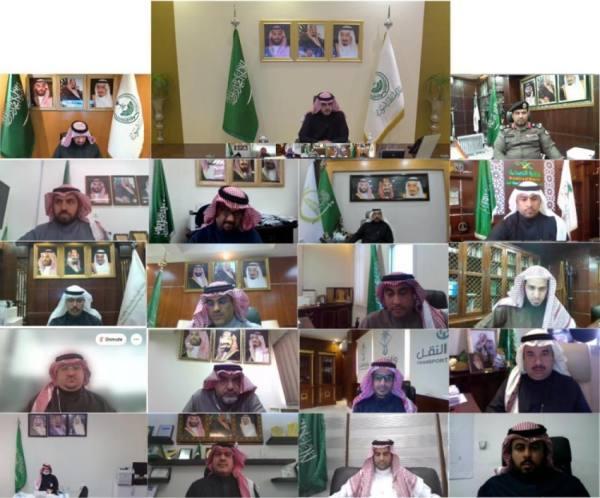 أمير الجوف يرأس اجتماع لجنة الطوارئ الثالث عشر