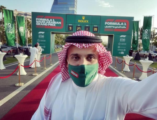 300 يوم على انطلاق سباق جائزة السعودية الكبرى للفورمولا 1 في جدّة