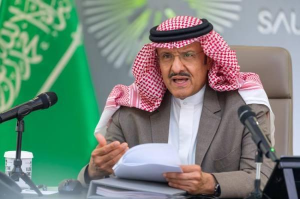 سلطان بن سلمان: إكمال مراحل تأسيس الهيئة السعودية للفضاء