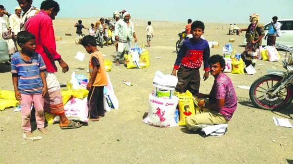 اليمن.. ميليشيا الحوثي تستهدف النازحين  في مأرب بالصواريخ