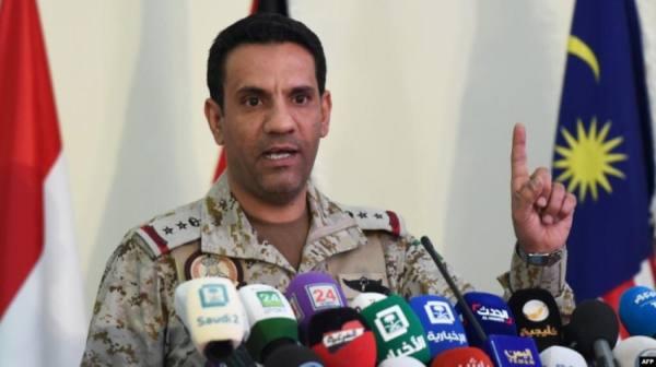 اعتراض مسيّرة أطلقها الحوثيون تجاه المملكة