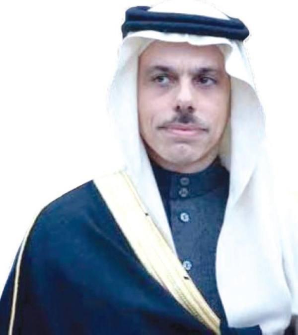 ابن فرحان: توحيد الجهود لدعم الأمن والاستقرار في المنطقة