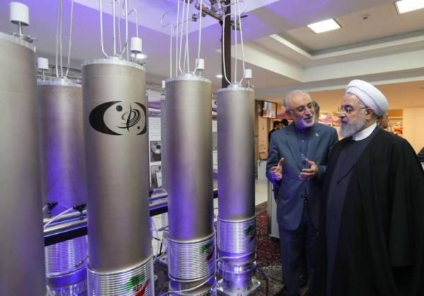 فرنسا وألمانيا وبريطانيا: ليس لإيران أي تبرير مدني صادق لإنتاج اليورانيوم