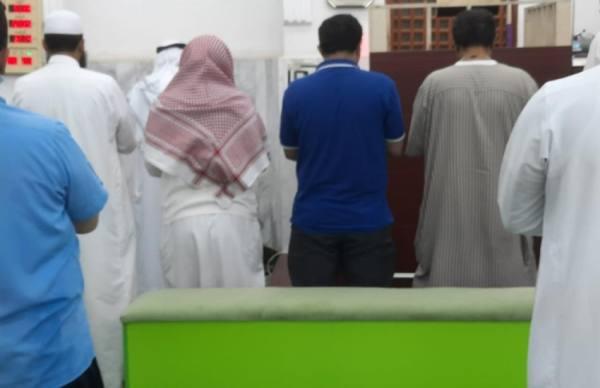 صورة حديثة لواقع مساجد مكة هذه الأيام