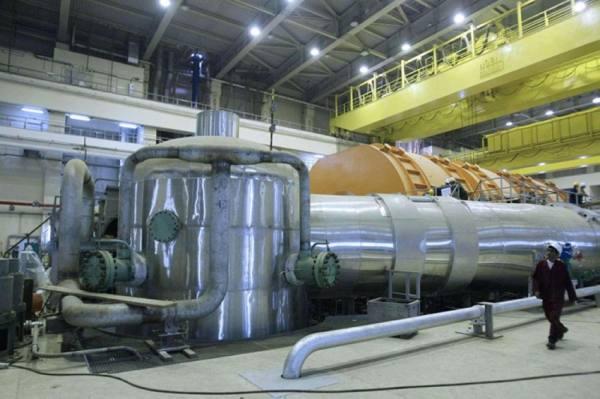 زاده يكابر: نشاط إيران النووي سلمي