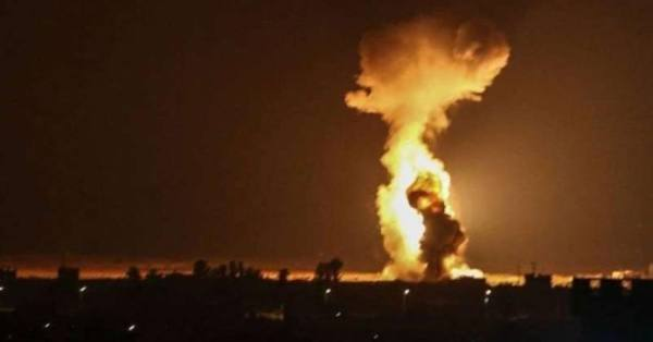 مقتل 9 موالين لإيران في قصف  إسرائيلي لسوريا