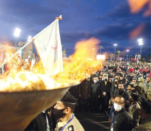 ليبيا: جرحى بسقوط «هاون» على تجمّع احتفالي في سبها