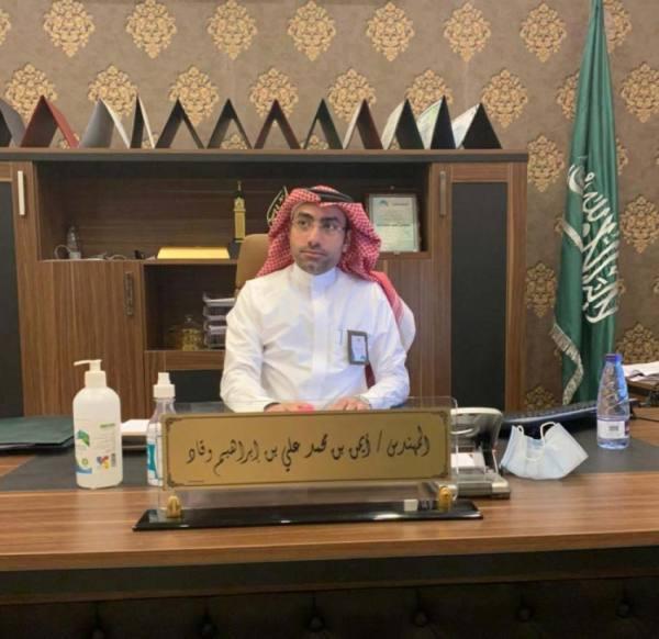 المهندس أيمن وقاد رئيس بلدية جنوب مكة