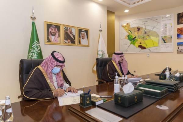 إمارة الجوف وسدايا توقعان اتفاقية لتعزيز التوجه نحو الرقمنة