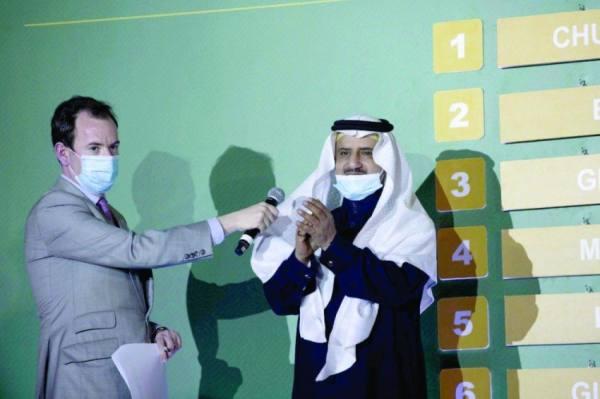 20 مليون دولار بانتظار 14 جوادا عالميا في كأس السعودية