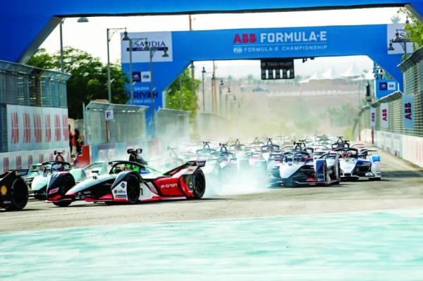 خالد بن سلطان: مشاركة أبرز السائقين العالميين سيشعل سباق فورمولا إي الدرعية