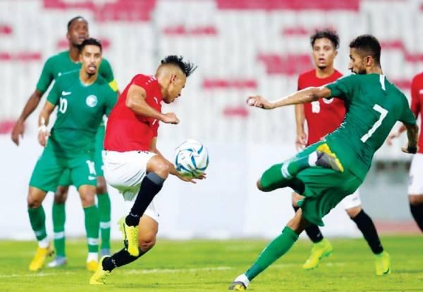 «الآسيوي» يثبت موعد مباراة السعودية واليمن