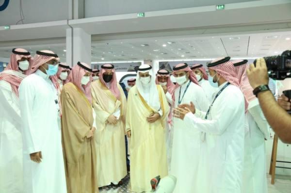 12 شركة سعودية في معرض