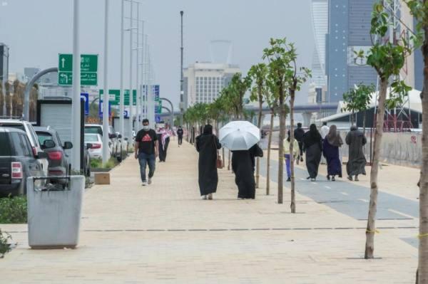 أجواء الرياض