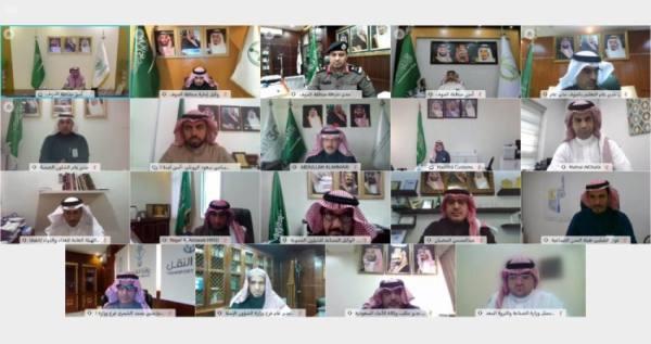 أمير الجوف يؤكد أهمية الدور الإعلامي في التوعية من كورونا