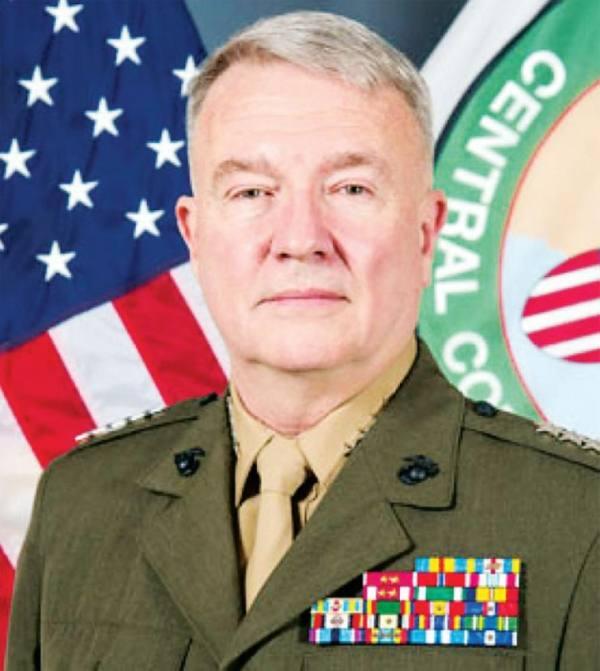 جنرال أمريكي يطالب إيران بعدم الاستفزاز