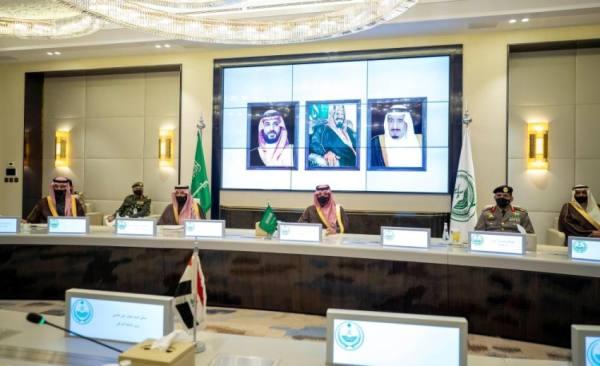 وزير الداخلية يبحث مع نظيره العراقي آليات تعزيز أمن واستقرار البلدين