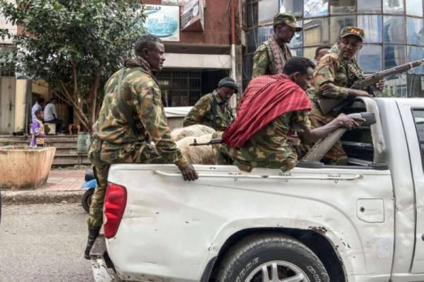 15 من قوات حفظ السلام من تيغراي يرفضون العودة إلى إثيوبيا