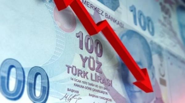الليرة التركية تسجل أدنى مستوى لها في 3 أسابيع