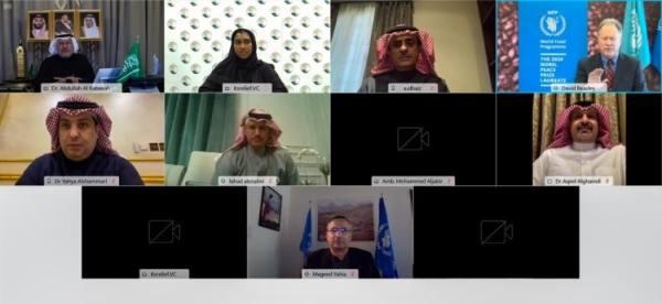 مدير برنامج الغذاء العالمي يشكر المملكة على دعم ضعفاء اليمن