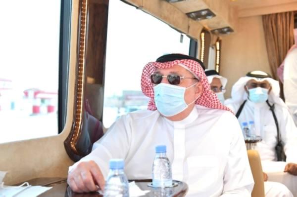 أمير جازان يتفقد محافظة ضمد ويبحث احتياجات القرى والهجر التابعة لها