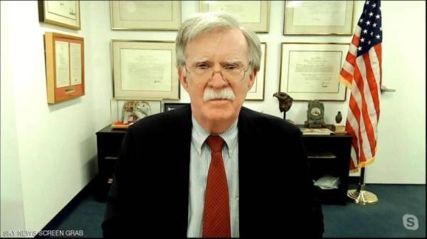 بولتون: رغبة بايدن بالعودة للاتفاق النووي كارثية