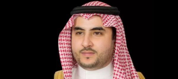 خالد بن سلمان ووزير دفاع بريطانيا يبحثان التعاون