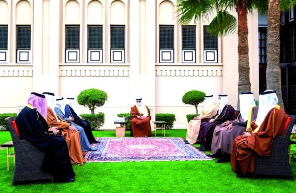 ولي عهد البحرين: السعودية تمثل العمق الإستراتيجي للأمة