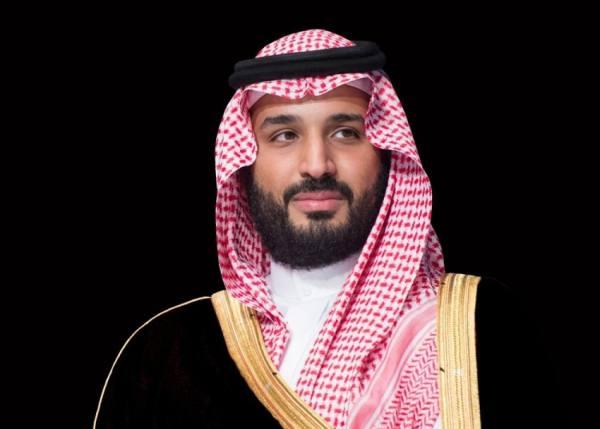 ولي العهد يتلقى اتصالين من رئيسي الحكومة والبرلمان العراقيين