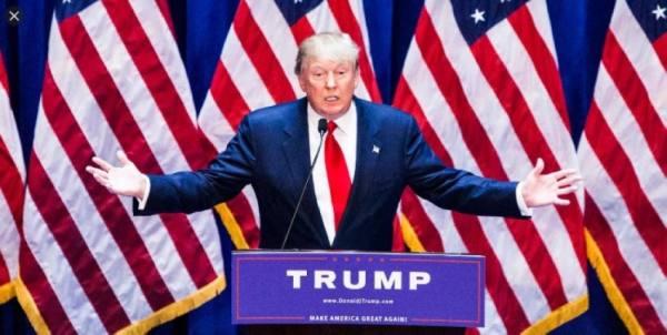 ترامب يلقي أول خطاب منذ مغادرته البيت الأبيض.. الأحد