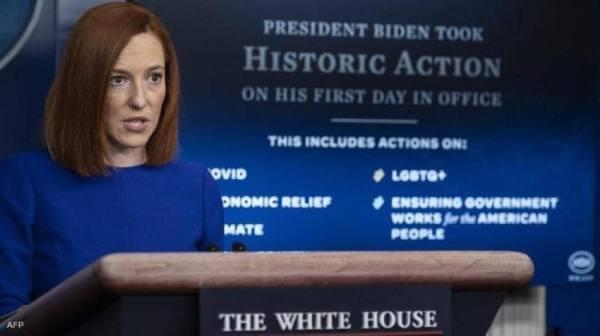 البيت الأبيض: الضربات الأميركية في سوريا تبعث