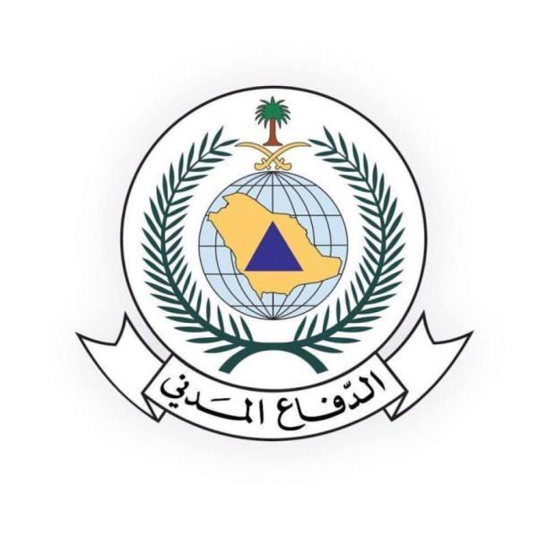 فرق الدفاع المدني تباشر حادثة سقوط شظايا صاروخ باليستي أطلقته ميليشيا الحوثي الإرهابية على عدة أحياء سكنية في مواقع متفرقة بمدينة الرياض