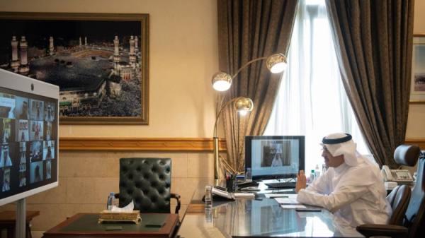 وكيل إمارة مكة يرأس اجتماع محافظي المنطقة ويؤكد على الارتقاء بالخدمات