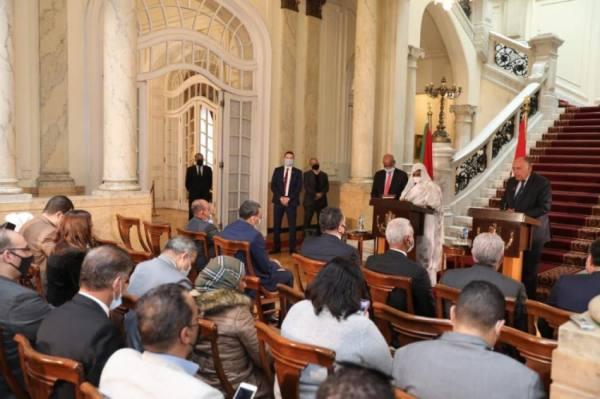 مصر والسودان لإثيوبيا: احفظوا الحقوق والتزموا التفاوض