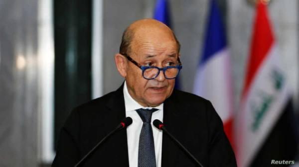 باريس تعلن عن مشروع قرار ضد إيران في