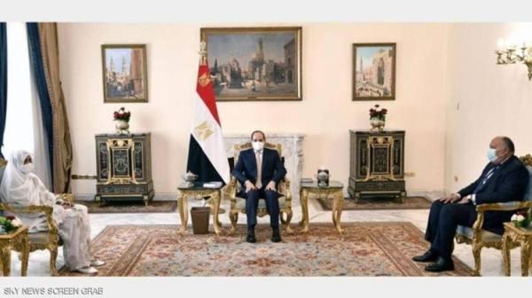 مصر.. السيسي يؤكد على مساندة السودان ودعم استقرار أراضيه