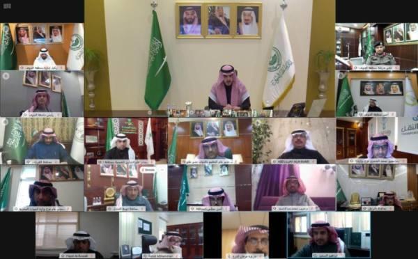أمير الجوف: وضع مؤشرات لتنفيذ المشاريع الحكومية