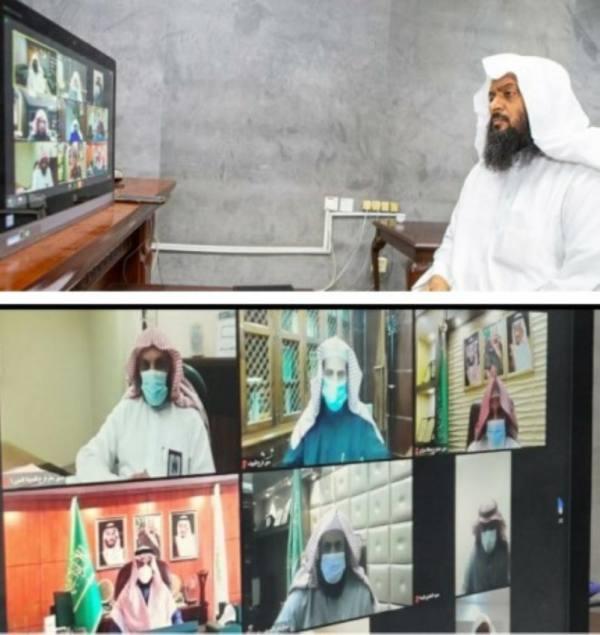 رفع كفاءة منسوبي المساجد لتعزيز الأمن الفكري
