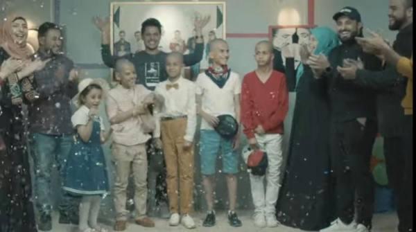7 فنانين من اليمن والخليج يغنون لدعم مرضى السرطان