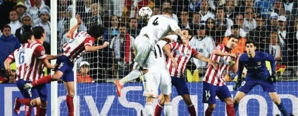 أتلتيكو وريال مدريد في ديربي مثير.. وبرشلونة يتربّص