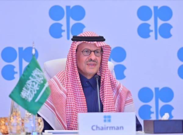عبدالعزيز بن سلمان: إنهاء التخفيض الطوعي للنفط في الوقت المناسب