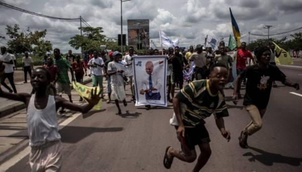 انطلاق حملة الانتخابات الرئاسية في الكونغو