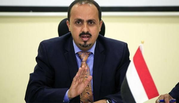 الارياني : تراجع حوثي للمرة الرابعة عن اتفاق يتيح وصول فريق فني أممي إلى صافر
