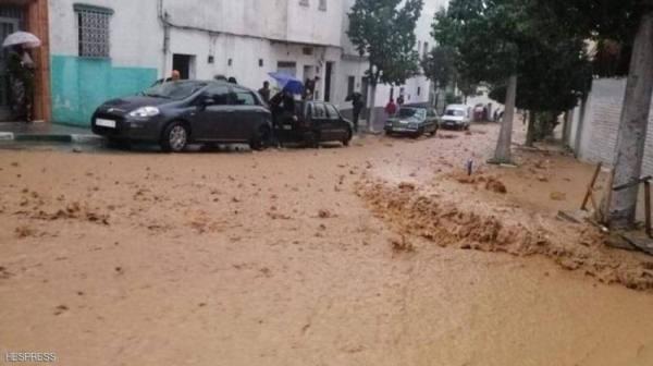 المغرب.. سوء الأحوال الجوية يعطل الدراسة في
