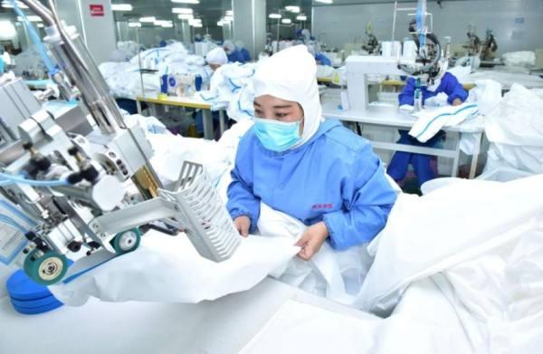 60,6 ٪ ارتفاع في الصادرات الصينية